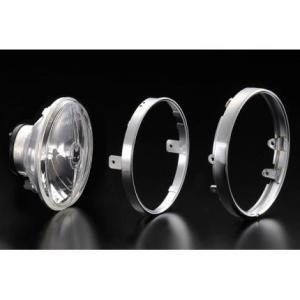 【適合車種】Z1/Z2・FX系 【商品説明】ランプ本体+汎用インナーリム+ヘッドライトリム ●お手持...