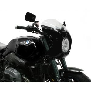 BMW R nineT(14〜16年) ビキニカウル FRP製 黒ゲルコート仕上(未塗装品) ACTIVE(アクティブ) zerocustom