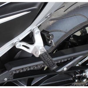 【セール特価】KTM 690DUKE(デューク)/R 12年〜 ヘルメットロック ブラック KIJIMA(キジマ)|zerocustom