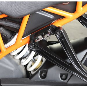 KTM RC390(14年〜) ヘルメットロック ブラック KIJIMA(キジマ)|zerocustom