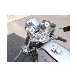 【適合車種】GB250(クラブマン) 【商品説明】60φと80φメーターに対応。 60年代ロッカーズ...