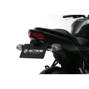 フェンダーレスキット ブラック (LEDナンバー灯付き) ACTIVE(アクティブ) SV650 ABS(16年)