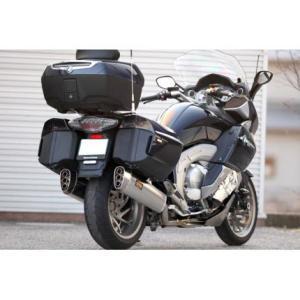フルエキゾーストマフラー 色無 ササキスポーツクラブ(SSC) BMW K1600GTL(EBL-K16AA型式:166EA)|zerocustom
