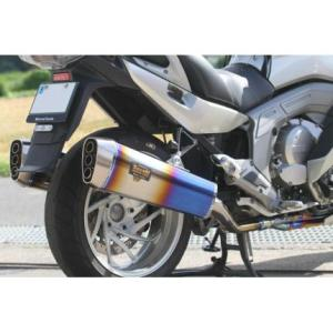 フルエキゾーストマフラー 色付 ササキスポーツクラブ(SSC) BMW K1600GTL(EBL-K16AA型式:166EA)|zerocustom