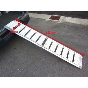 モーターサイクル用アルミ製スロープ折り畳み式 MINIMOTO(ミニモト)|zerocustom