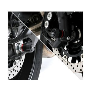 MT-09/ABS(14年) アクスルプロテクター フロント(GTAタイプ) ギルズツーリング(GILLES TOOLING)|zerocustom