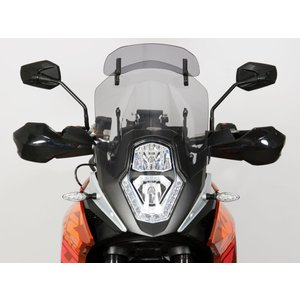 KTM 1190ADVENTURE VARIOヴァリオツーリング スクリーン スモーク(フラップ付) MRA|zerocustom
