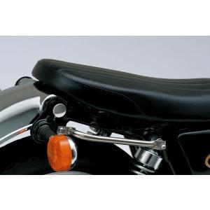 【セール特価】SR400・SR500(78〜08年・10年) アシストグリップ 左右共通 クロームメッキ(1個単位販売) DAYTONA(デイトナ)|zerocustom