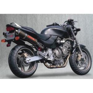 SPEC-A スリップオンマフラー カーボンサイレンサー YAMAMOTO RACING(ヤマモトレーシング) ホーネット600(HORNET)|zerocustom