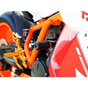 KTM 1190 RC8/R (08〜12年) フレームスライダー BABYFACE(ベビーフェイス) zerocustom