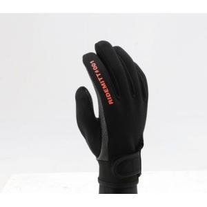 【セール特価】RIDEMITT(ライドミット)001 ネオプレングローブ シャークスキン ブラック ...
