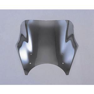 【セール特価】イナズマ400(97〜02年 GK7BA) Blast Barrier(ブラストバリアー)スクリーン単体 スモーク DAYTONA(デイトナ)|zerocustom