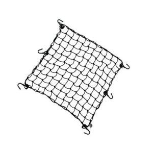 ツーリングネット-V (ブラック/LL)50×50cm MOTOFIZZ(モトフィズ)