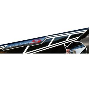 マジェスティS(MAJESTY)SG28J ベースステッカー ホワイト WORLD WALK(ワールドウォーク)