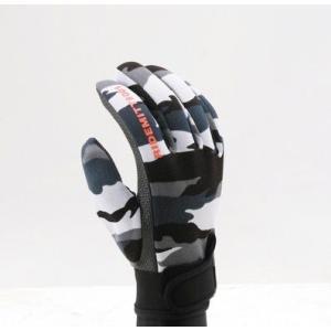 【セール特価】RIDEMITT(ライドミット)001 ネオプレングローブ シャークスキン グレーカム...