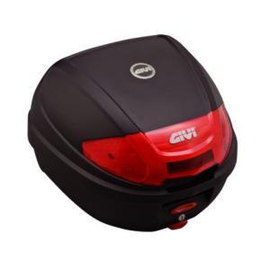 【セール特価】モノロックケース E300N2 未塗装ブラック GIVI(ジビ)|zerocustom