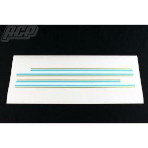 GT380 純正タイプラインステッカー(B6ライン) ACP(エーシーピー)|zerocustom