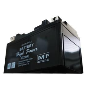 シャドウ400(SHADOW)/スラッシャー(NC45・NC44・NC40) HTZ10S 液入充電済 HighPowerバッテリー メンテナンスフリー(YTZ10S互換) T・K-corporation