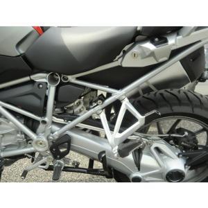 【セール特価】BMW R1200GS(13年〜) ヘルメットロック ブラック KIJIMA(キジマ)|zerocustom