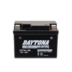 NSR250R(MC28・MC21・MC18・MC16) ハイパフォーマンス メンテナンスフリー バッテリー DYT4L-BS(YT4L-BS互換) DAYTONA(デイトナ)|zerocustom