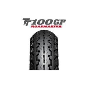 ダンロップタイヤ(DUNLOP)GP series TT100GP(前後輪共通)4.00-18 MC...