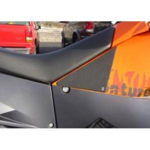 KTM 950ADVENTURE グリップスター グリップパッド スネークスキン TECH SPEC(テックスペック)|zerocustom