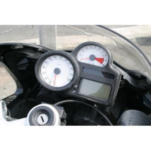 メーターパネル ドライカーボン ササキスポーツクラブ(SSC) BMW HP2 MegaMoto|zerocustom