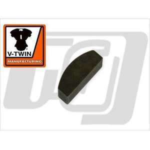 スプロケットシャフトキー56-80BT V-TWIN|zerocustom