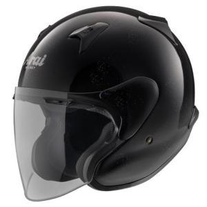 MZ-F グラスブラック 57〜58cm ジェットヘルメット Arai(アライ)
