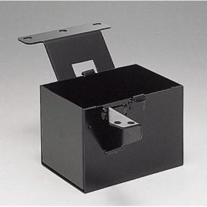 【セール特価】TW225・TW200 バッテリーケースKIT スチール製ブラック KIJIMA(キジマ)|zerocustom
