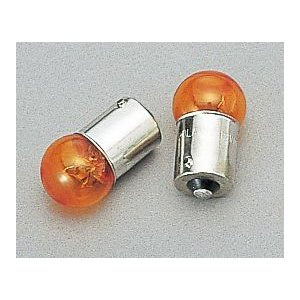 【セール特価】ウインカーバルブ(2個セット) オレンジ球 12V10W DAYTONA(デイトナ)|zerocustom
