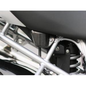ブレーキキャッチタンクカバー ドライカーボン ササキスポーツクラブ(SSC) BMW R1200GS|zerocustom