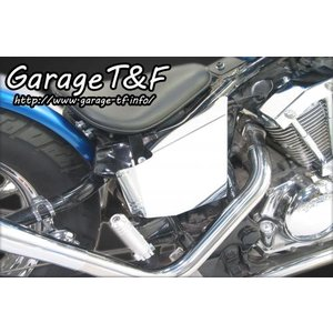 スティード400(STEED) メッキサイドカバーキット ガレージT&F|zerocustom