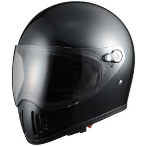 雷神RAIJINヘルメット パールブラック Mサイズ Silex(シレックス)