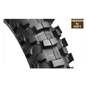 MOTOCROSS COMPETITION(モトクロス・コンペティション) M204 80/100-12 W リア BRIDGESTONE(ブリヂストンタイヤ)/ブリヂストン|zerocustom