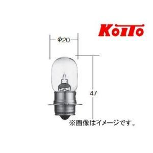 6Vヘッドライトクリアシングル球小糸製作所 MINIMOTO(ミニモト)