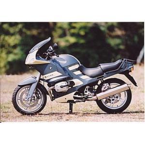 フルエキゾースト・チタンマフラー 色無 ササキスポーツクラブ(SSC) BMW R1100RS zerocustom