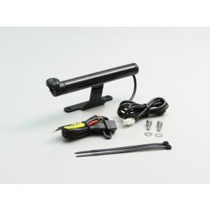 クランプバー USB電源付 ブラック HURRICANE(ハリケーン) MT-09TRACER|zerocustom