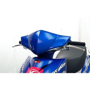 KYMCO RACING125Fi ヘッドマスク 無塗装黒ゲルコート仕上げ ウイルズウィン(WirusWin)