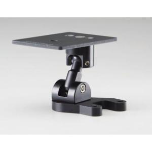 【セール特価】BMW HP2 MegaMoto BMW専用コントロールマウント 63mm(2.5シャフト) ブラック TECH MOUNT(テックマウント)|zerocustom