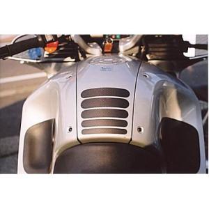 カーボンタンクプロテクター ササキスポーツクラブ(SSC) BMW R1100RS zerocustom