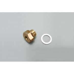 【セール特価】CBR600RR(03〜06年) オイルテンプメーター用センサーフィッティング(M12×P1.5) DAYTONA(デイトナ)|zerocustom