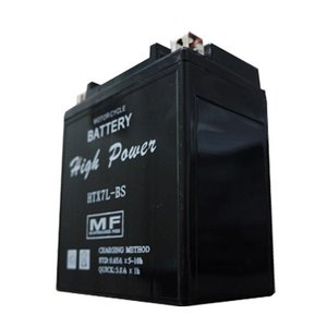グラストラッカー/ビッグボーイ(NJ48A・NJ4DA・NJ4BA) HTX7L-BS 液入り充電済 HighPowerバッテリー メンテナンスフリー(YTX7L-BS互換) T・K-corporation|zerocustom