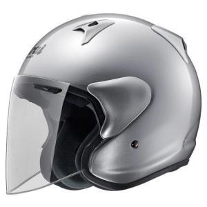 SZ-G アルミナシルバー 57〜58cm ジェットヘルメット Arai(アライ)
