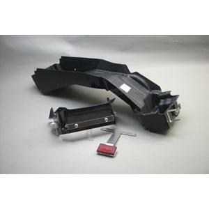 GSX1400(01年〜) フェンダーレスキット ノーマルウィンカー対応 FRP/黒 A-TECH(エーテック) zerocustom