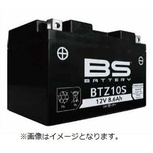 マジェスティ(MAJESTY)SG03J・4HC3・5CG1・SG01J BT7B-4 液入充電済バッテリー (YT7B-BS・GT7B-4互換) BSバッテリー