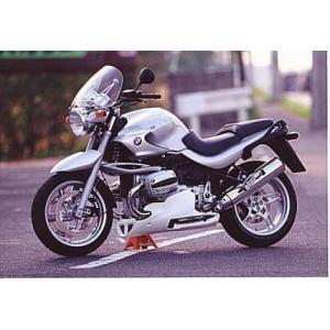 アンダーカウル ストリート FRP白ゲルコート ササキスポーツクラブ(SSC) BMW R1150R-Rockster zerocustom