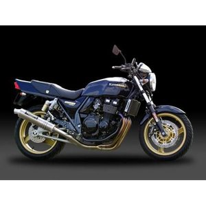 ZRX400(〜08年) 機械曲チタンサイクロン TT (チタンカバー)フルエキゾーストマフラー YOSHIMURA(ヨシムラ)|zerocustom