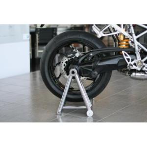 ガレージスタンド リア ササキスポーツクラブ(SSC) BMW HP2 Megamoto|zerocustom