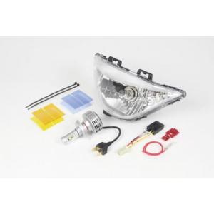 アドレスV125S(ADDRESS)CF4MA LEDヘッドライトキット SP武川(TAKEGAWA)|zerocustom
